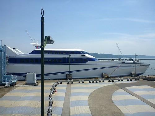 Kyusho Ferry, Port of Kumamoto