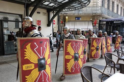 Roman Games - Nîmes, France
