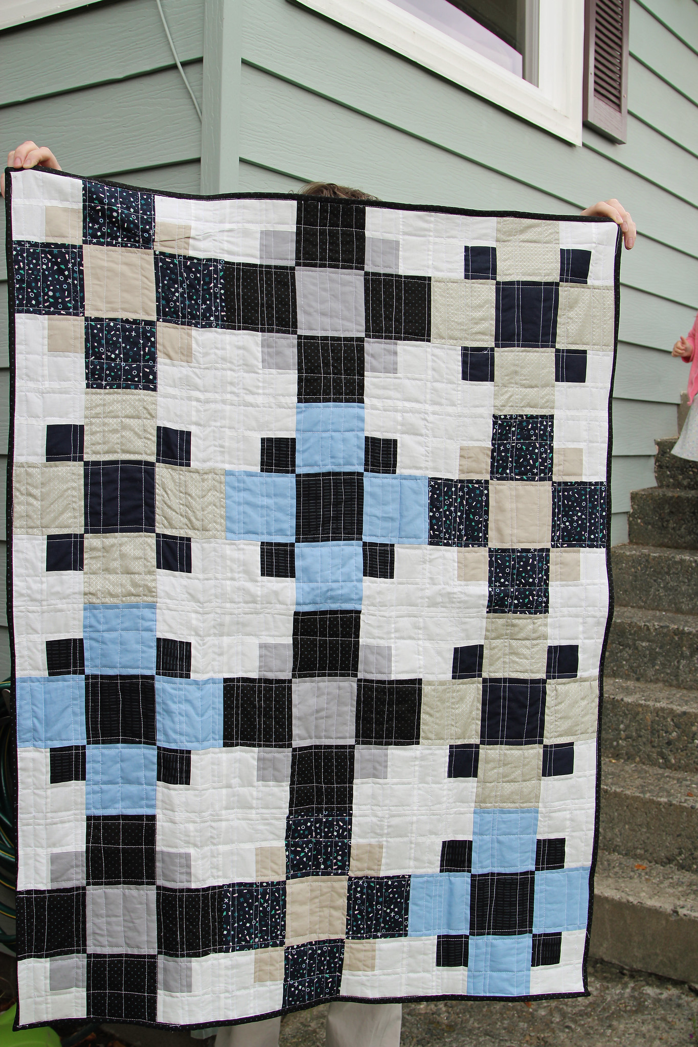 Kelly's Even-Steven Quilt