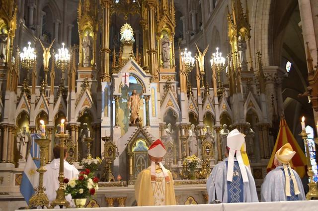 Peregrinación diocesana a Luján (2018)