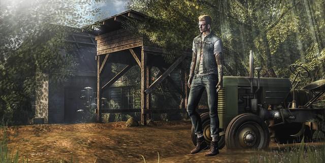 farmer's garage