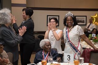 April 30, 2018 Centenarian Salute