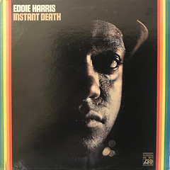 EDDIE HARRIS:INSTANT DEATH(JACKET A)