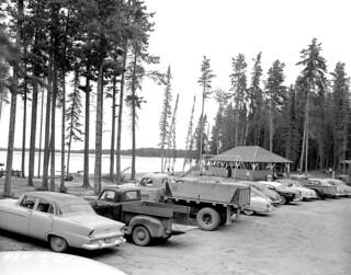 Crimson Lake Provincial Park, Alberta