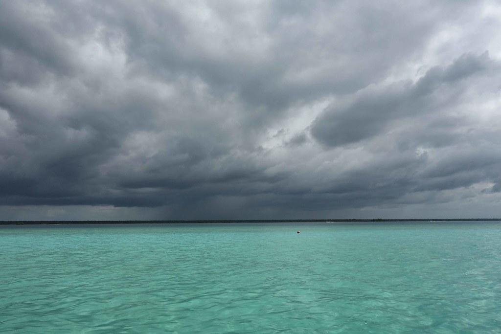 Bacalar - Lagune 1