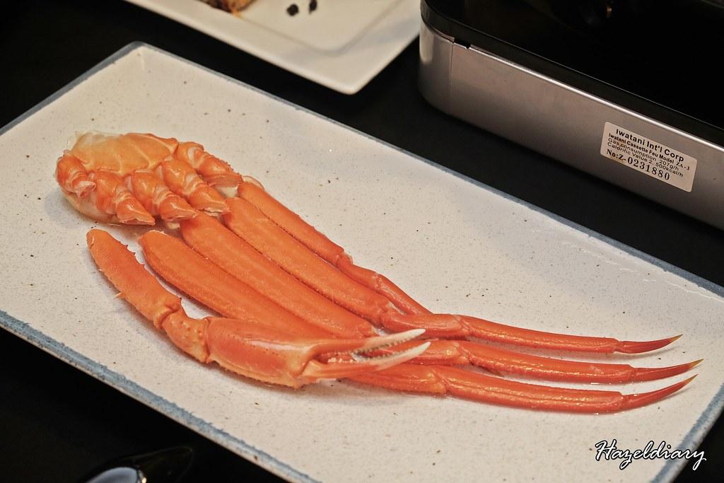 Ding Xian Hotpot -Eat At Seven-Snowcrab Leg