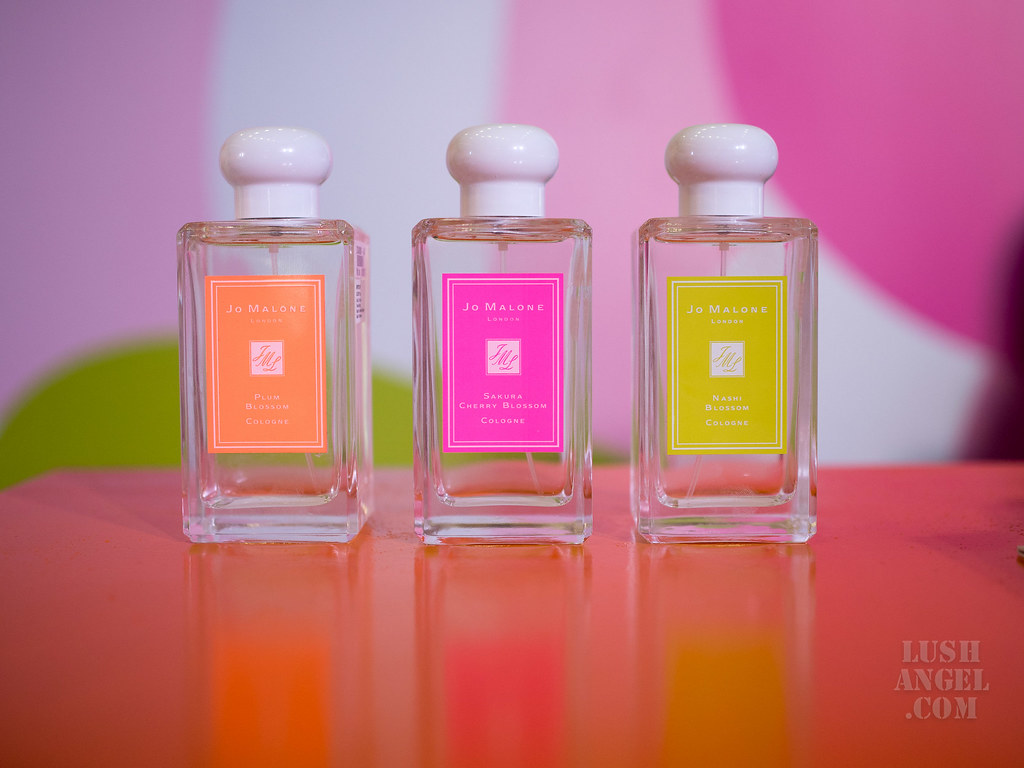 Jo Malone London Summer Scents Blossom Girls And Hot Blossoms Nashi