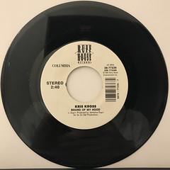 KRIS KROSS:I'M REAL(RECORD SIDE-B)
