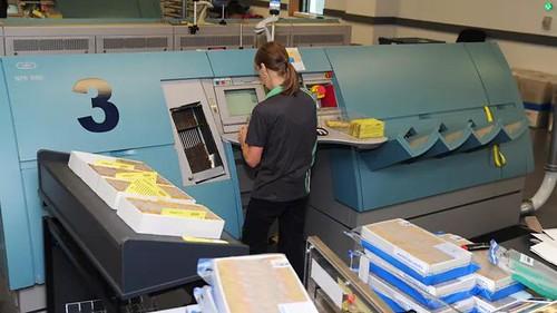 Inside Australia's Banknote Vault