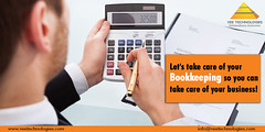 Bookkeeping Services - Vee Technologies