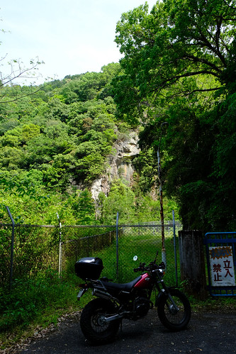 2018.05.12 滝畑の磨崖仏