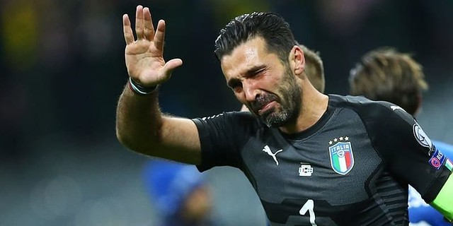 Kami Akan Selalu Merindukanmu, Gianluigi Buffon