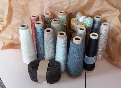 Silks from Habu Textiles