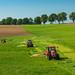 First cut of grass | ZETOR // PÖTTINGER Team