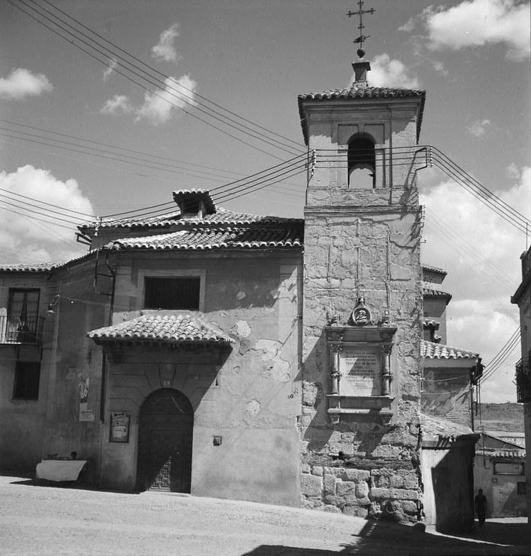 Iglesia del Salvador. Fotografía de Juan Miguel Pando Barrero © Fototeca del IPCE signatura PAN-061029_P