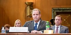 Senate NASA FY '19 Appropriations Hearing (NHQ201805230004)