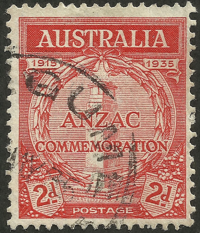 Australia - Scott #150 (1935)