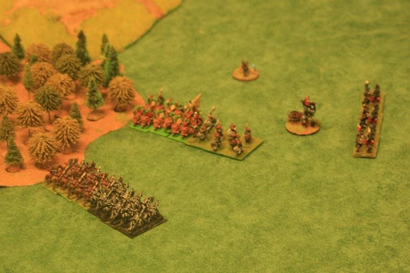 [1500 - Orcs & Gobs vs Elfes-Noirs] La poursuite des orcs 40066118060_2174c14d1d_c