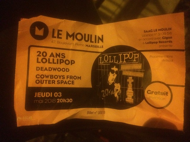 Lollipop records by Pirlouiiiit 03052018