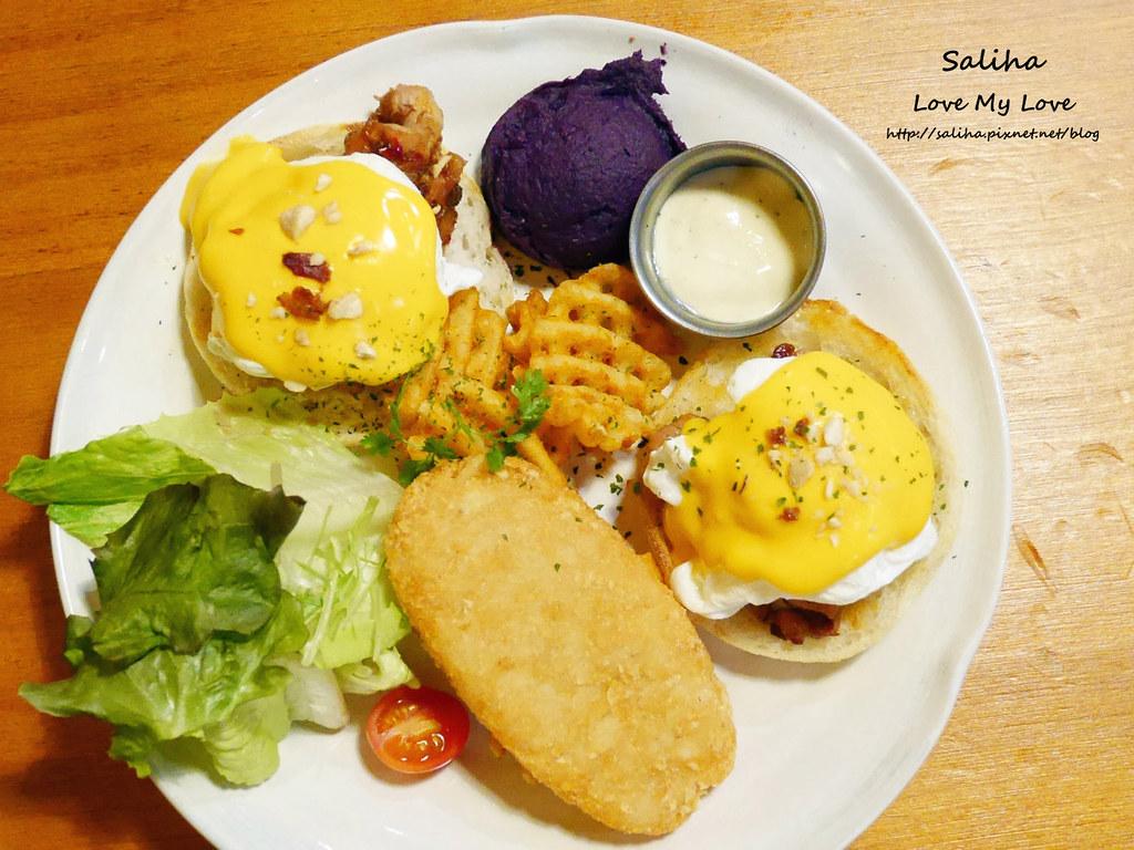 貳樓餐廳師大店早午餐好吃 (1)