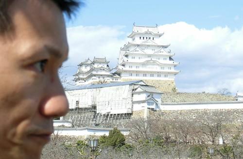姫路城 インスタ映え