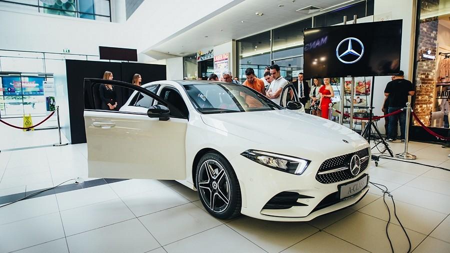Mercedes A-Class премиера Македонија 5