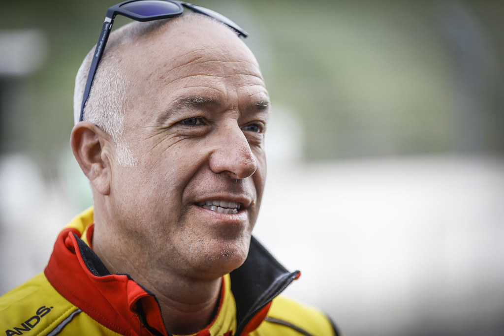 CORONEL Tom, (nld), Honda Civic TCR team Boutsen Ginion Racing, portrait during the 2018 FIA WTCR World Touring Car cup of Zandvoort, Netherlands from May 19 to 21 - Photo Jean Michel Le Meur / DPPI