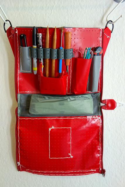 Pegboard Daypack