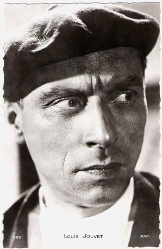 Louis Jouvet in Ramuntcho (1938)