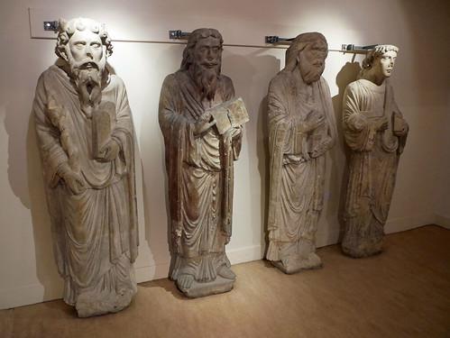 Moses and Apostles