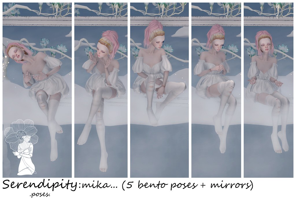 Serendipity: mika... @ Expo Event - TeleportHub.com Live!