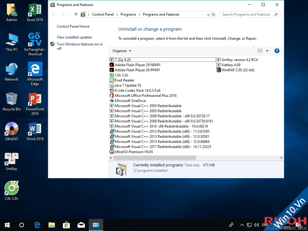Ghost Win 10 Pro Redstone 4 (X86-x64)_MBR & UEFI- by hoanchien 56