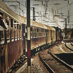 Steam locomotive romance VI