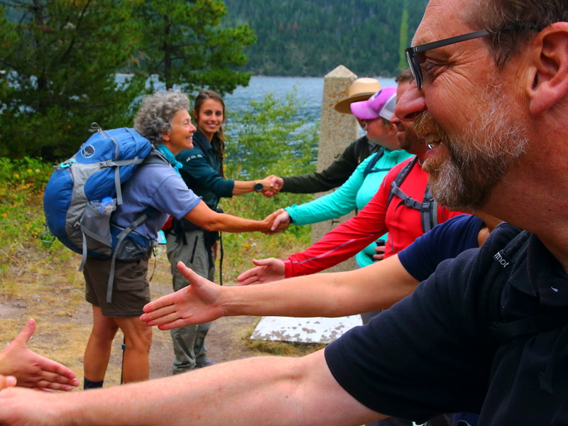 IMG_6550 Shaking Hands on International Peace Park Hike