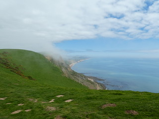 20180504_9 Towards Eype and Chesil