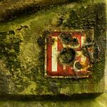 Hydrant  sign avenham park