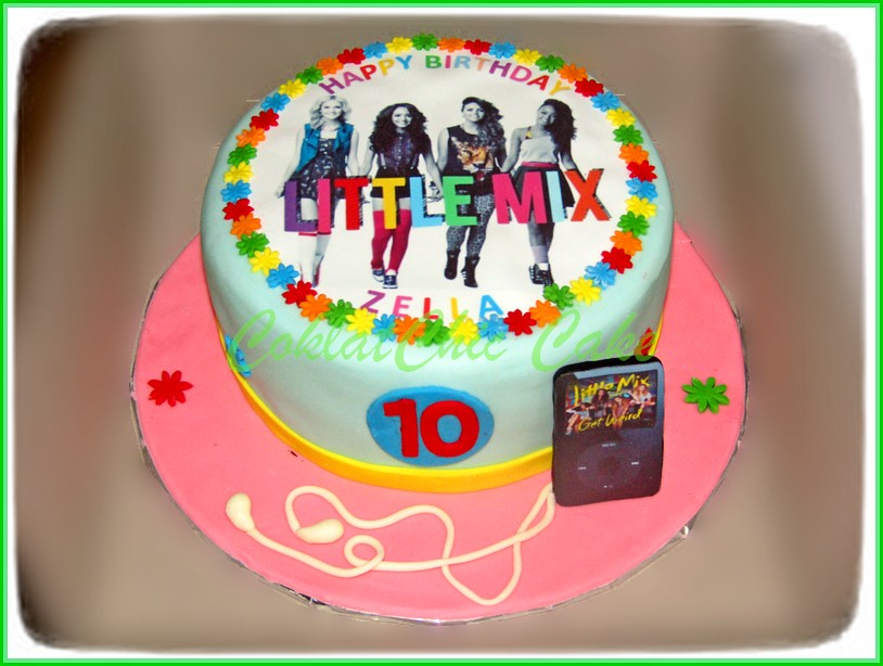 Cake Little Mix ZELLA 20 cm