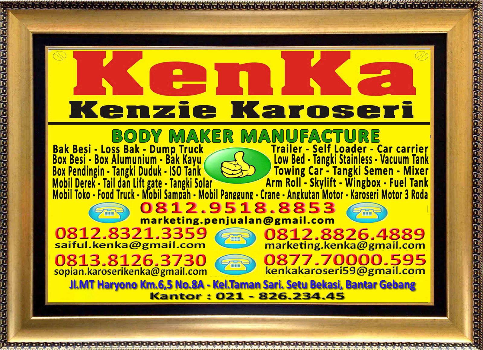 Logo KenKa - Susi - Marketing