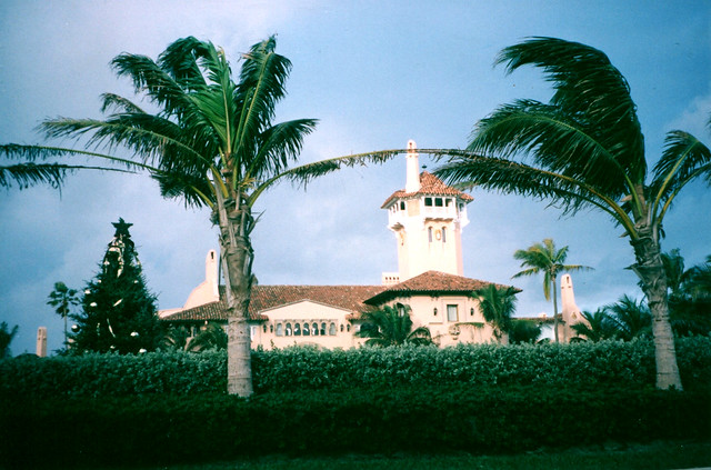 Mar-a-Logo Resort - Donald Trump - Palm Beach - Florida