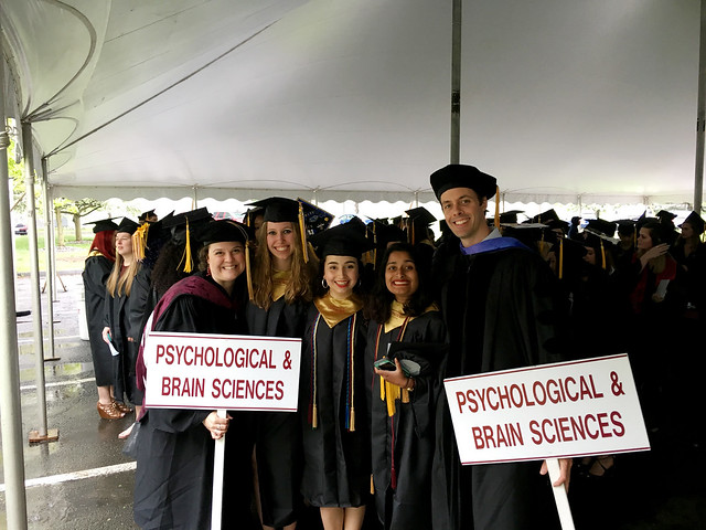 2018 College of Natural Sciences Senior Celebration