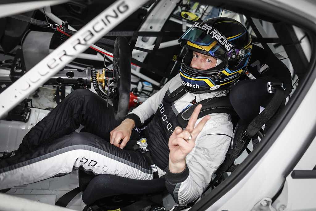 BJORK Thed, (swe), Hyundai i30 N TCR team Yvan Muller Racing, portrait during the 2018 FIA WTCR World Touring Car cup of Zandvoort, Netherlands from May 19 to 21 - Photo Francois Flamand / DPPI