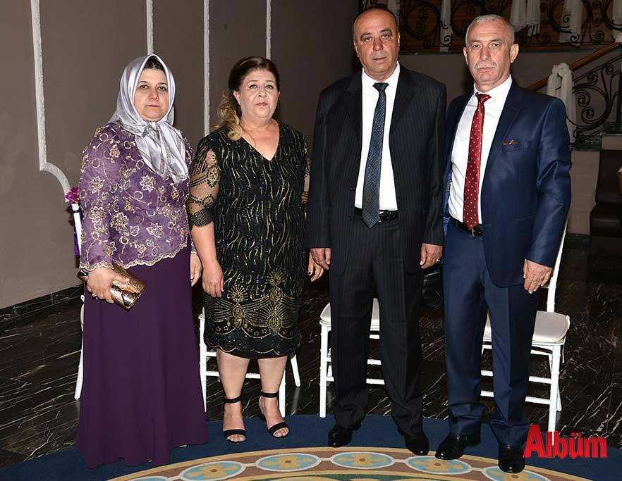 Abdullah ve Ayla Yörür, Şevki ve Esma Mat