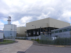 Enfield industrial area