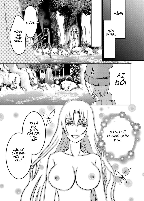 Hình ảnh  trong bài viết Truyện hentai Izumi no Yousei to Megami ni sareta Ore