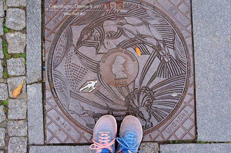 2017 Europe Copenhagen Hans Christian Andersen Statue 02