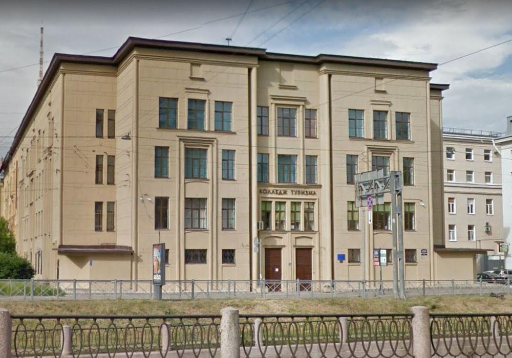 Школа на Карповке