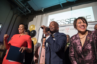 April 25, 2018 Essence Magazine Unveiling Party