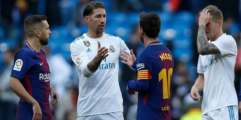 FC Barcelona Raih Gelar Ganda, Real Madrid Beri Selamat
