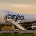 Cargolux on stand
