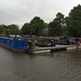 Kingswood Basin, Stratford Canal @Lapworth